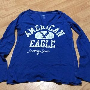 American Eagle outfitters Women's Long Sleeve Top